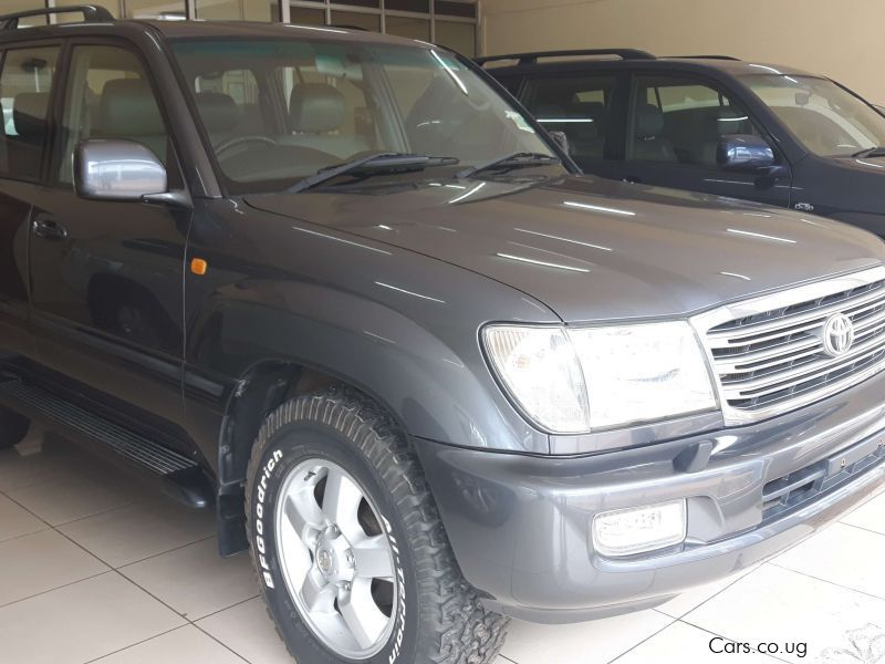 Pre-owned Toyota LAND CRUISER AMAZON for sale in