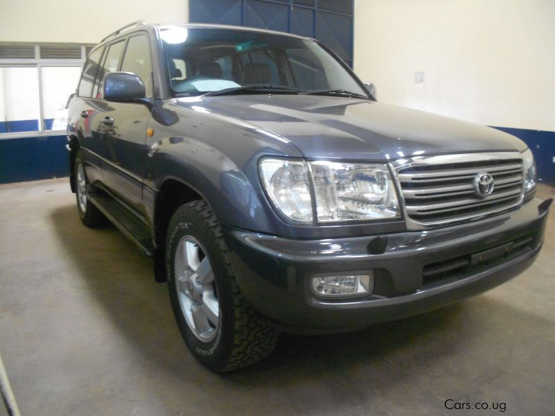 Pre-owned Toyota LAND CRUISER VX for sale in