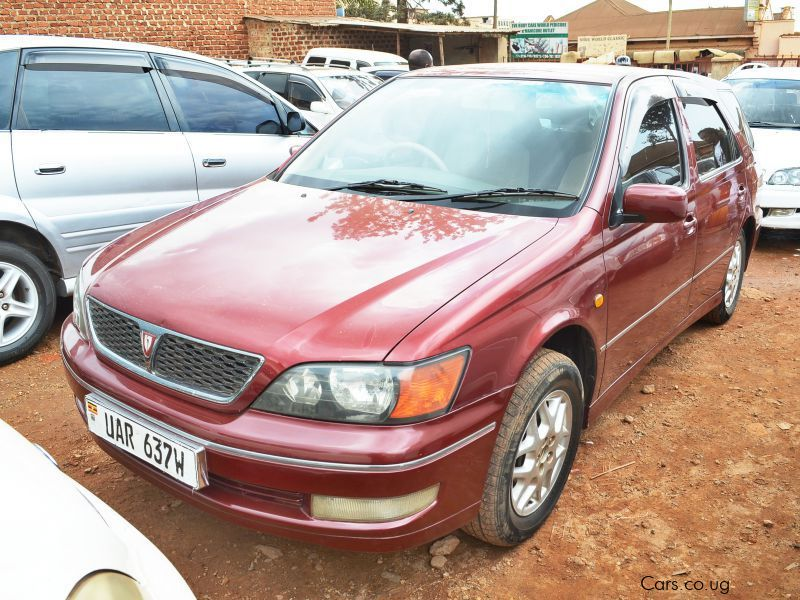 Pre-owned Toyota Vista for sale in