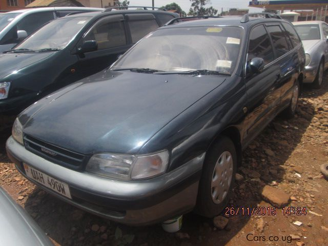 Pre-owned Toyota Carib for sale in