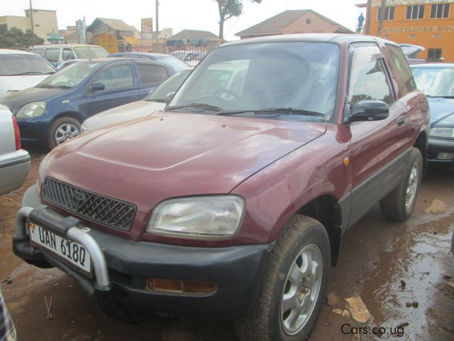 Pre-owned Toyota RAV-4 for sale in Kampala