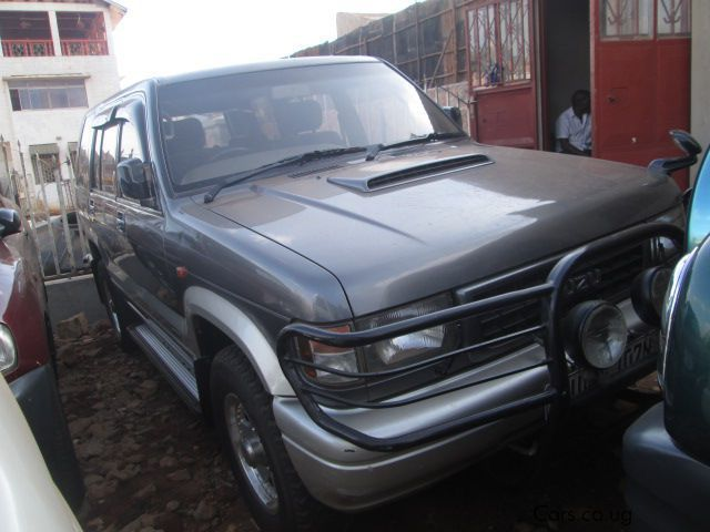 Pre-owned Isuzu Bighorn for sale in