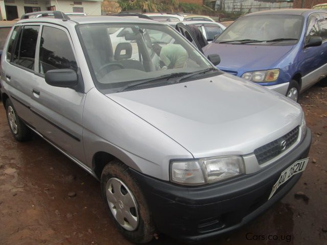 Pre-owned Mazda Demio for sale in Kampala