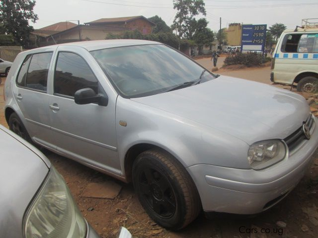 Pre-owned Volkswagen Golf for sale in Kampala
