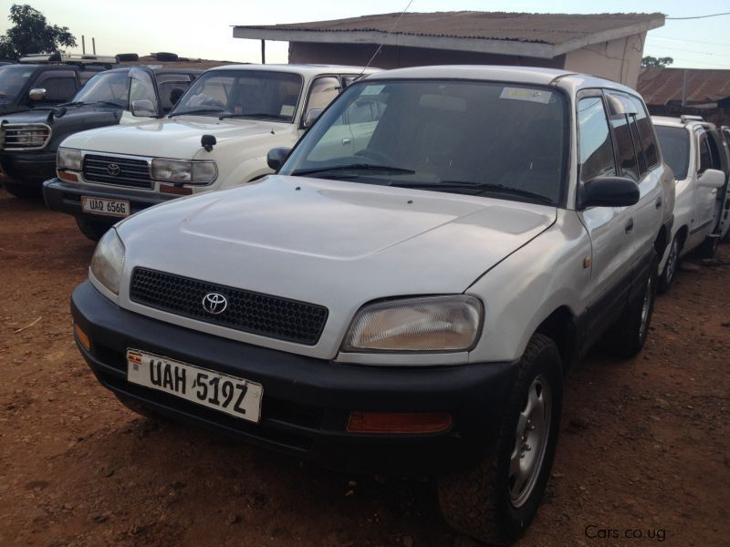 Pre-owned Toyota Rav 4 for sale in Kampala