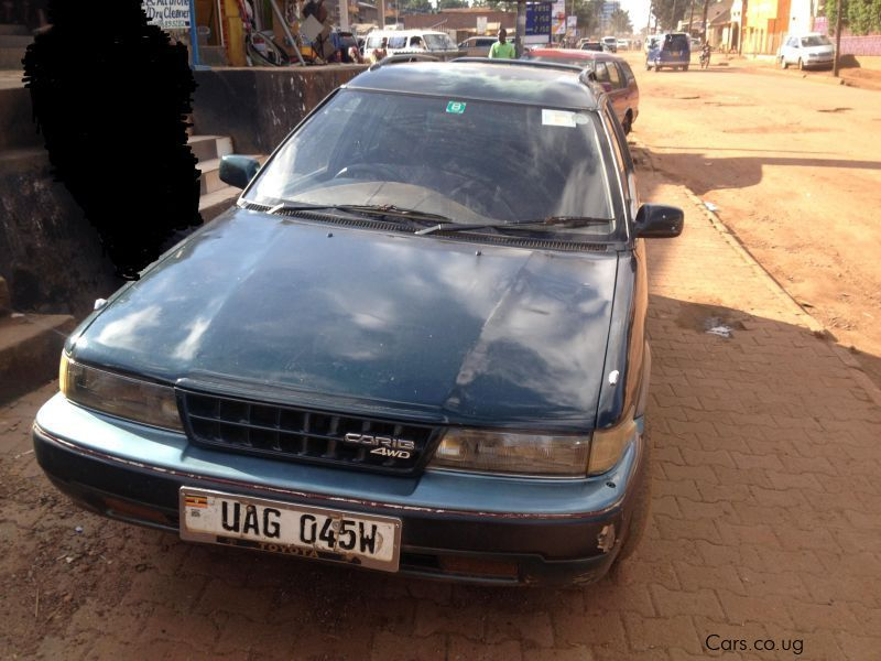 Pre-owned Toyota Carib for sale in Kampala