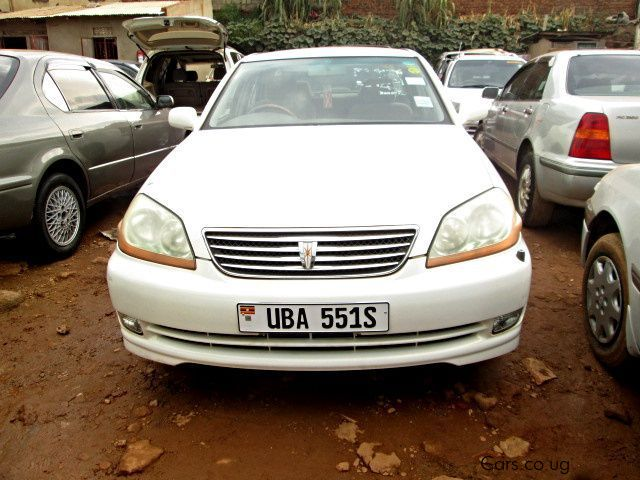 Pre-owned Toyota Mark II (grande) for sale in