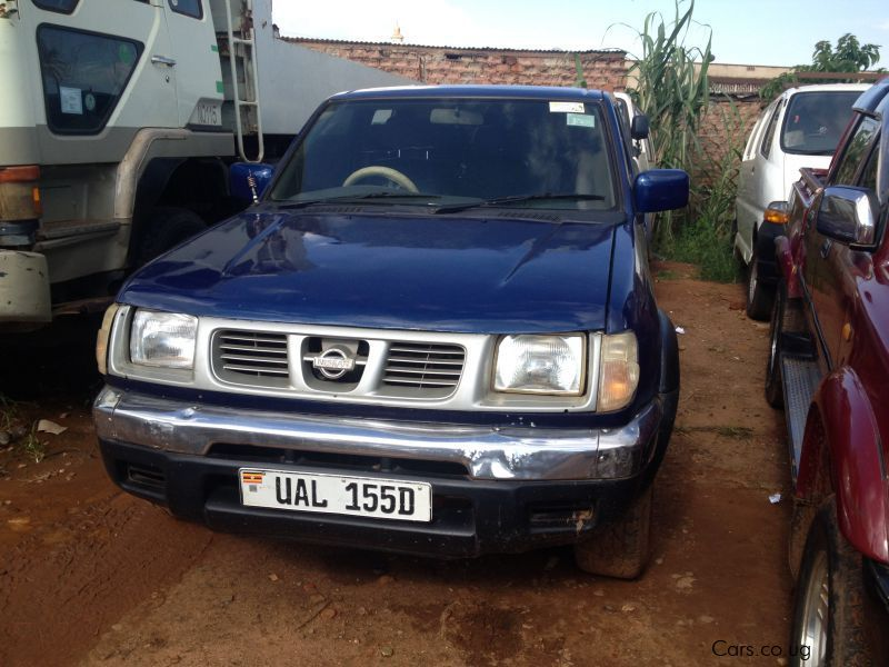 Pre-owned Nissan Hardbody for sale in Kampala