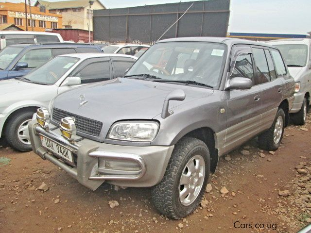 Pre-owned Toyota Rav 4 for sale in