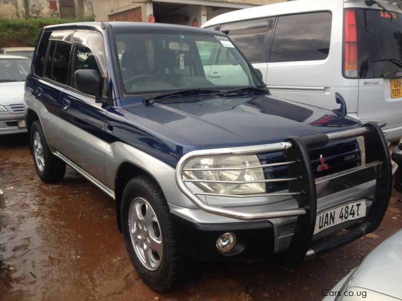 Pre-owned Mitsubishi Pajero IO for sale in Kampala