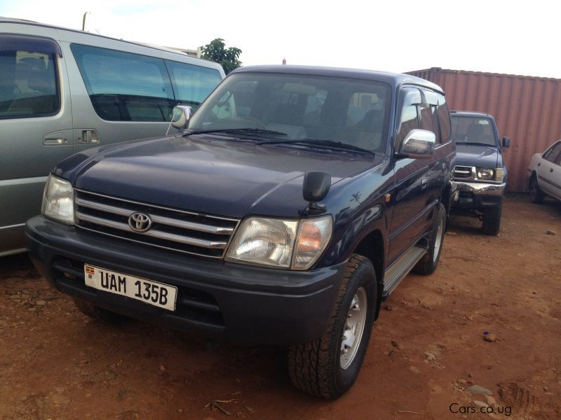 Pre-owned Toyota Landcruiser TX for sale in Kampala