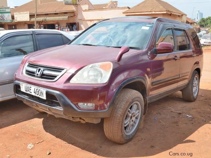 Pre-owned Honda CR-L for sale in