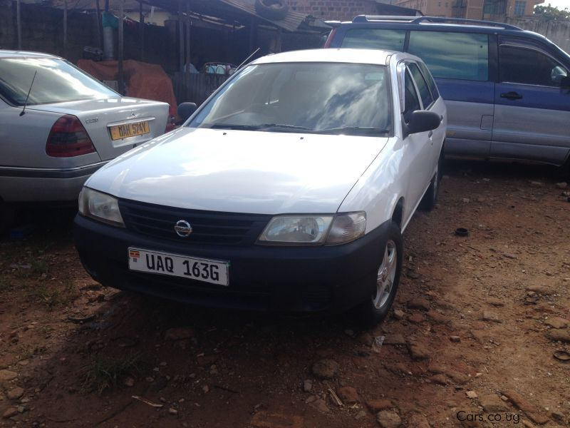 Pre-owned Nissan Wingroad for sale in Kampala