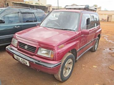 Pre-owned Suzuki Escudo for sale in