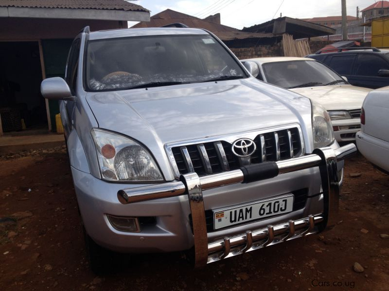 Pre-owned Toyota Land Cruiser for sale in Kampala
