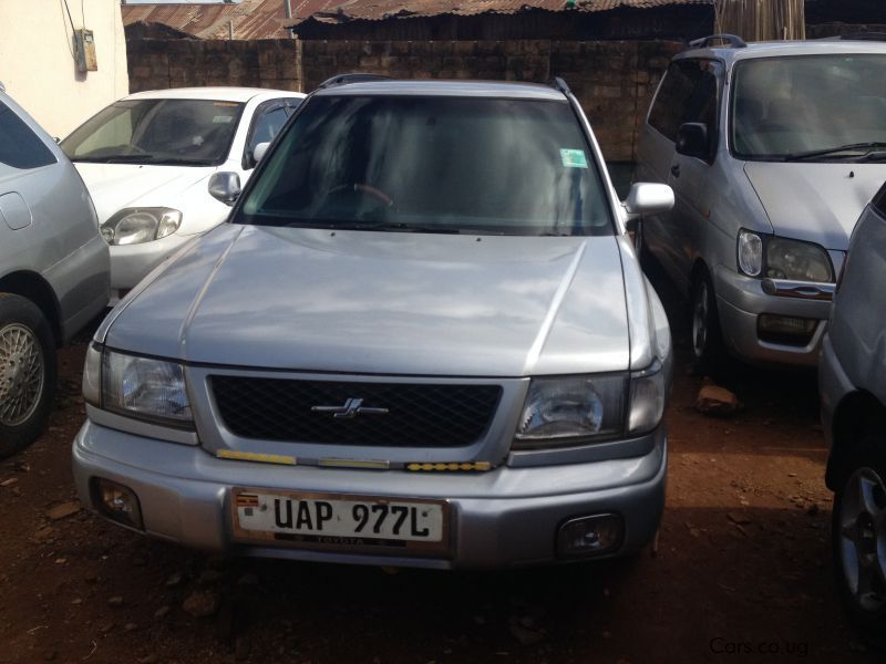 Pre-owned Subaru Forester for sale in Kampala