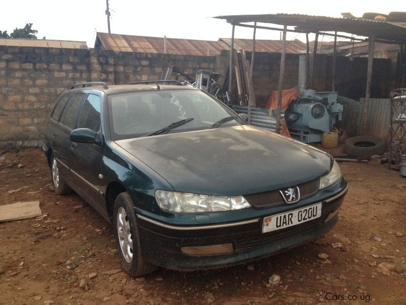 Pre-owned Peugeot 406 for sale in Kampala