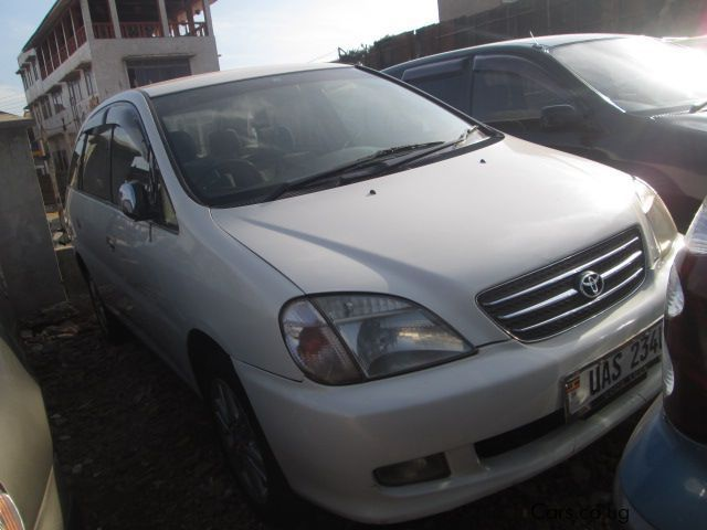 Pre-owned Toyota Nadia for sale in Kampala