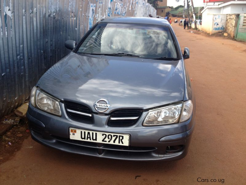 Pre-owned Nissan Almera for sale in Kampala