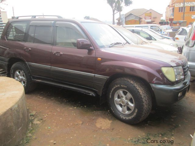Pre-owned Toyota Land Cruiser Amazon for sale in Kampala