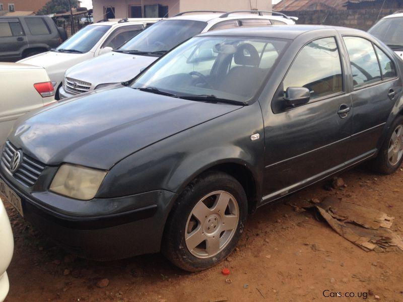 Pre-owned Volkswagen Bora for sale in Kampala