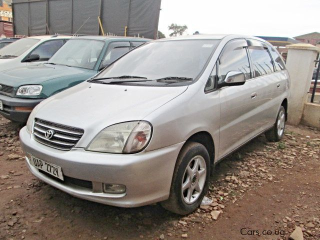 Pre-owned Toyota Nadia for sale in