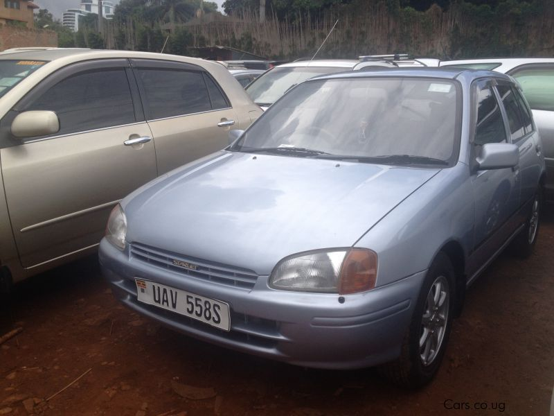 Pre-owned Toyota Starlet for sale in Kampala