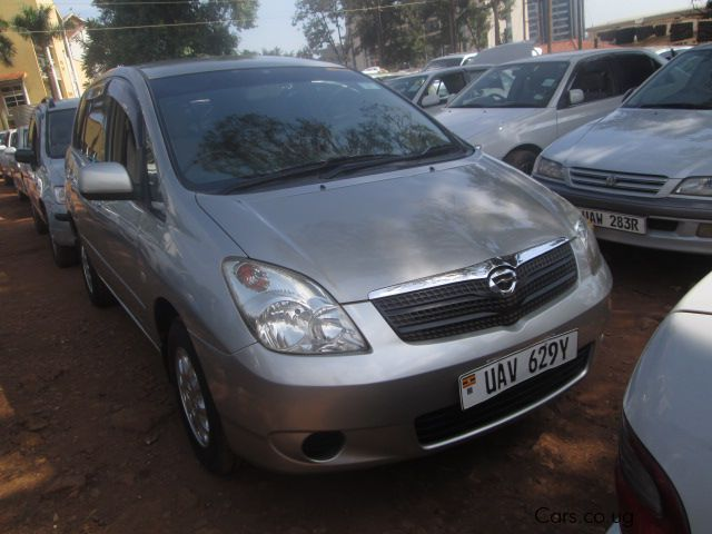 Pre-owned Toyota Spacio for sale in Kampala