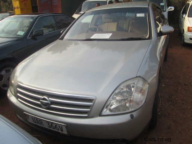Pre-owned Nissan Teana for sale in Kampala