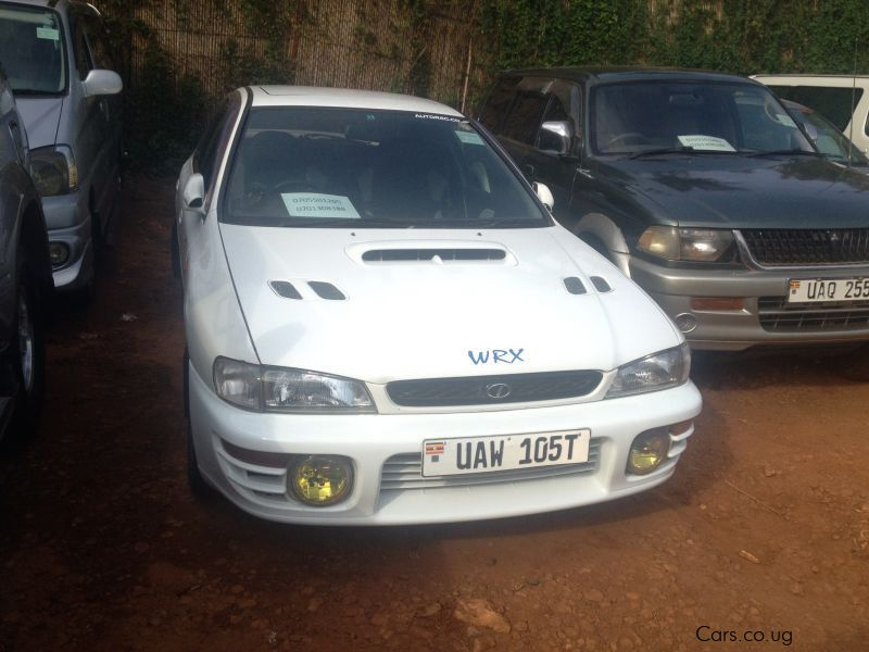 Pre-owned Subaru WRX for sale in Kampala