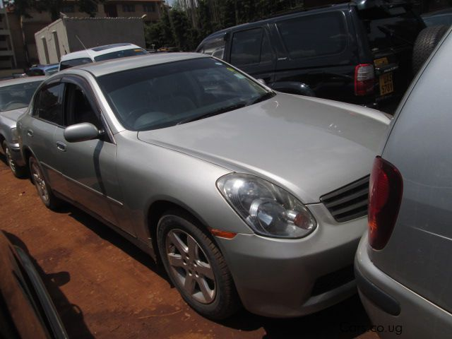 Pre-owned Nissan Skyline for sale in Kampala