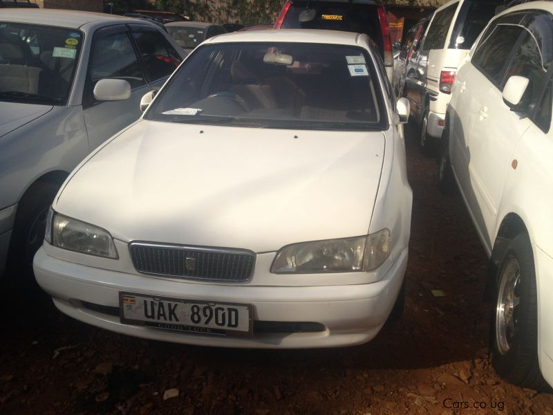 Pre-owned Toyota Sprinter for sale in Kampala