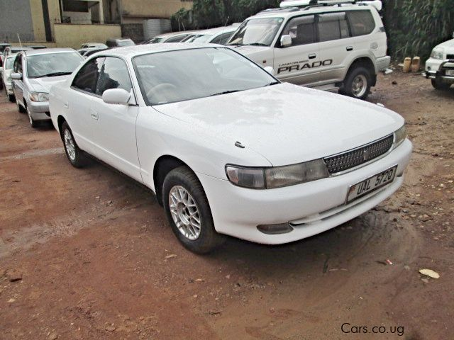 Pre-owned Toyota Chaser for sale in
