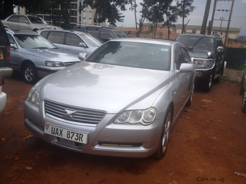 Pre-owned Toyota Mark X for sale in Kampala