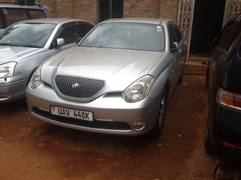 Pre-owned Toyota Verossa for sale in Kampala