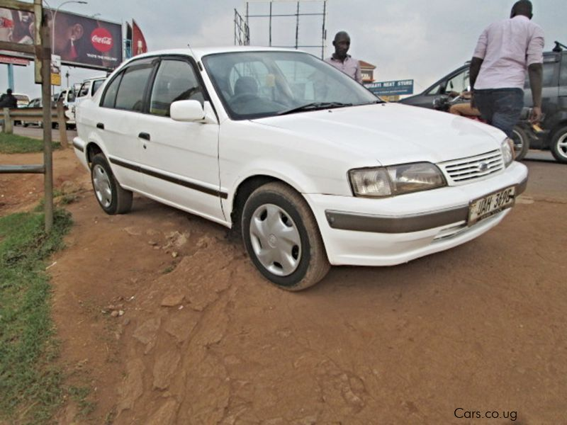 Pre-owned Toyota Corsa for sale in