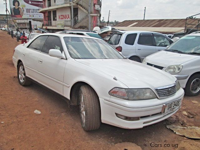 Pre-owned Toyota Mark II for sale in