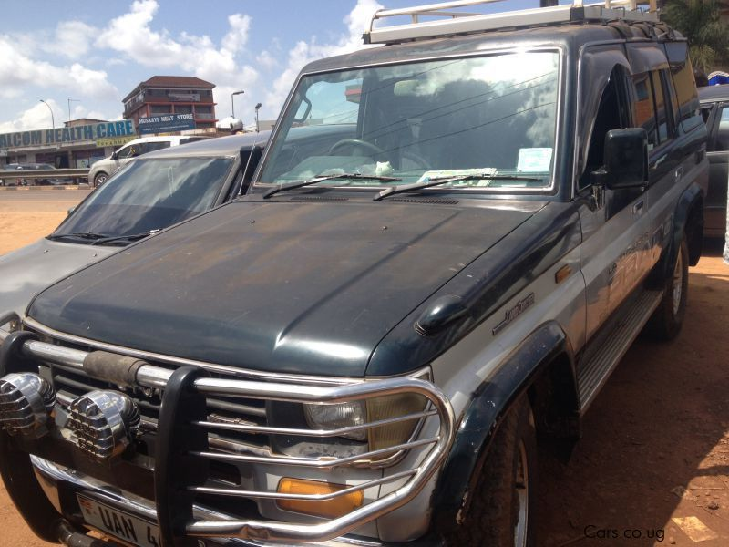 Pre-owned Toyota Prado SX for sale in Kampala