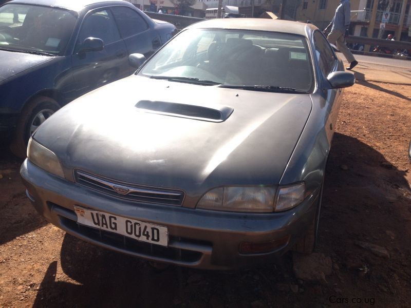 Pre-owned Toyota Exiv for sale in Kampala