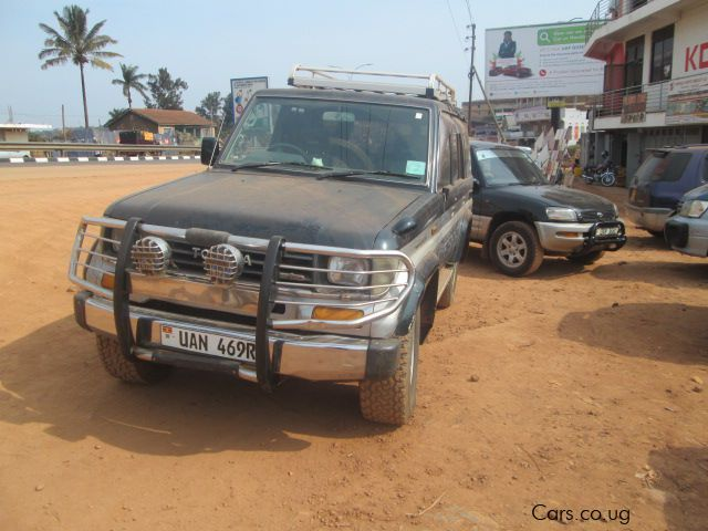 Pre-owned Toyota Prado (SX) for sale in Kampala