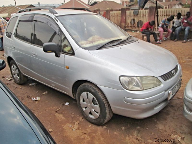 Pre-owned Toyota Spacio for sale in