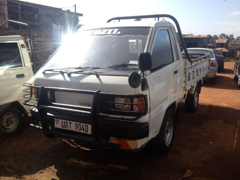 Pre-owned Toyota Liteace for sale in Kampala