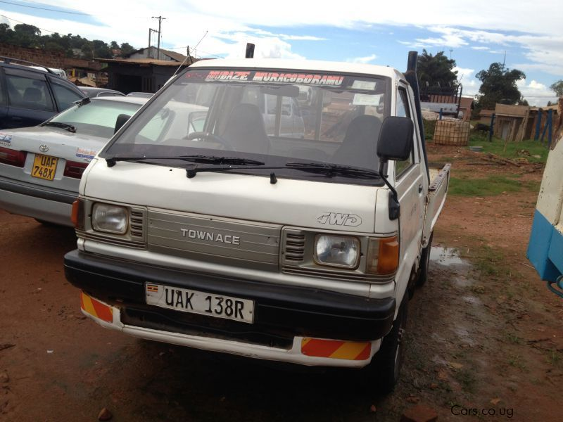 Pre-owned Toyota Dyna for sale in Kampala