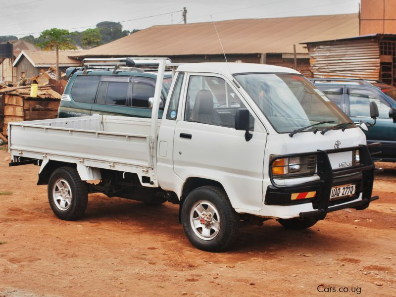 Pre-owned Toyota Lite Ace for sale in