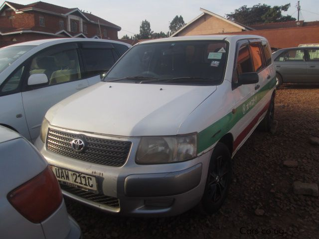 Pre-owned Toyota Succeed for sale in Kampala