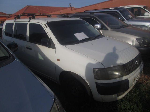 Pre-owned Toyota Probox for sale in Kampala