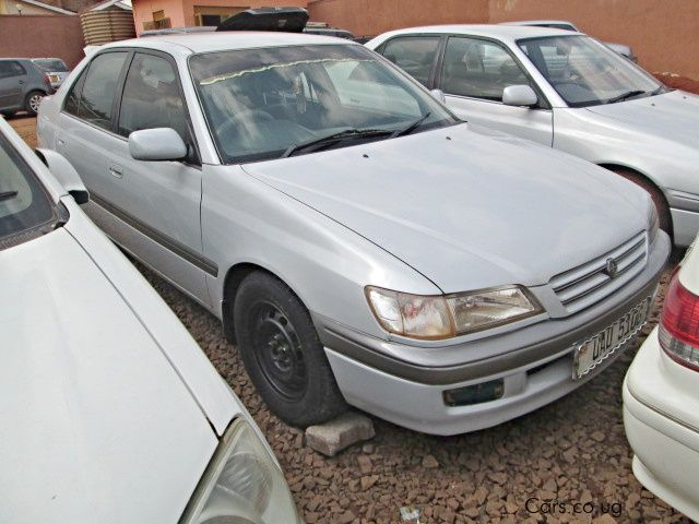 Pre-owned Toyota Premio for sale in