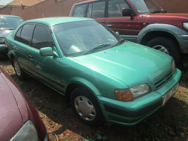 Pre-owned Toyota Corsa for sale in Kampala