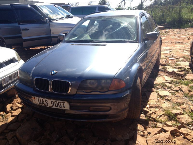 Pre-owned BMW 3 series E46 for sale in Kampala