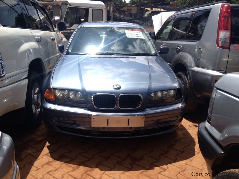 Pre-owned BMW 3 Series for sale in Kampala